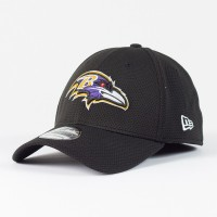 Casquette New Era 39THIRTY Sideline tech NFL Baltimore Ravens