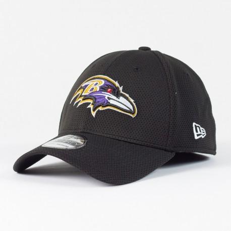 Casquette New Era 39THIRTY Sideline tech NFL Baltimore Ravens - Touchdown Shop