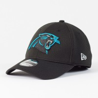 Casquette New Era 39THIRTY Sideline tech NFL Carolina Panthers - Touchdown Shop