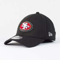 Casquette New Era 39THIRTY Sideline tech NFL San Francisco 49ers - Touchdown Shop
