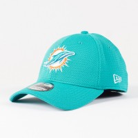 Casquette New Era 39THIRTY Sideline tech NFL Miami Dolphins