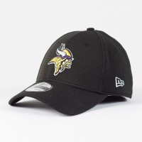 Casquette New Era 39THIRTY Sideline tech NFL Minnesota Vikings - Touchdown Shop