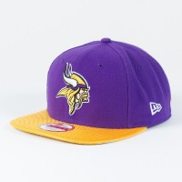 Casquette New Era 9FIFTY snapback Sideline NFL Minnesota Vikings - Touchdown Shop