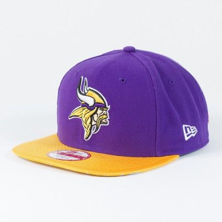 Casquette New Era 9FIFTY snapback Sideline NFL Minnesota Vikings - Touchdown Shop