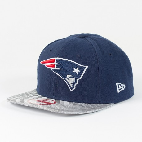 Casquette New Era 9FIFTY snapback Sideline NFL New England Patriots - Touchdown Shop