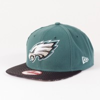 Casquette New Era 9FIFTY snapback Sideline NFL Philadelphia Eagles - Touchdown Shop