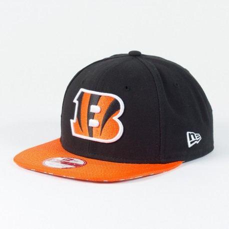Casquette New Era 9FIFTY snapback Sideline NFL Cincinnati Bengals - Touchdown Shop
