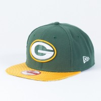 Casquette New Era 9FIFTY snapback Sideline NFL Green Bay Packers