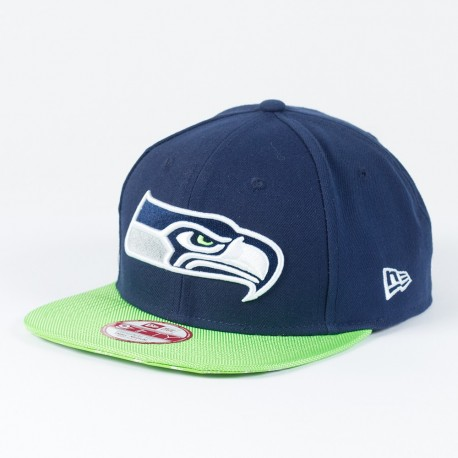 Casquette New Era 9FIFTY snapback Sideline NFL Seattle Seahawks - Touchdown Shop