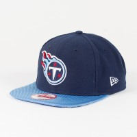 Casquette New Era 9FIFTY snapback Sideline NFL Tennessee Titans