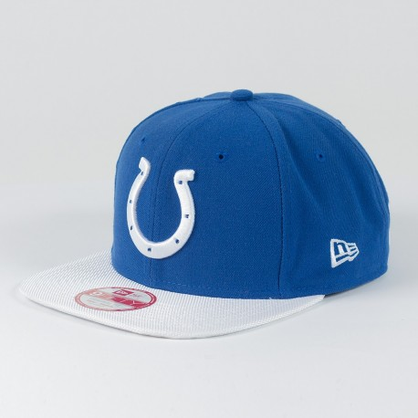 Casquette New Era 9FIFTY snapback Sideline NFL Indianapolis Colts - Touchdown Shop
