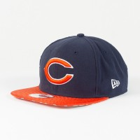 Casquette New Era 9FIFTY snapback Sideline NFL Chicago Bears - Touchdown Shop