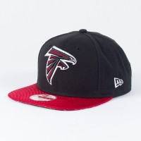 Casquette New Era 9FIFTY snapback Sideline NFL Atlanta Falcons