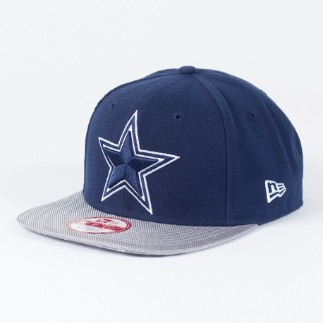 Casquette New Era 9FIFTY snapback Sideline NFL Dallas Cowboys - Touchdown Shop