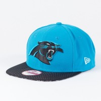 Casquette New Era 9FIFTY snapback Sideline NFL Carolina Panthers - Touchdown Shop