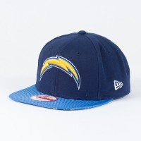 Casquette New Era 9FIFTY snapback Sideline NFL Los Angeles Chargers