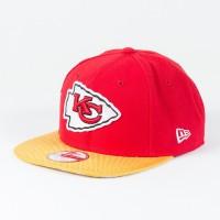 Casquette New Era 9FIFTY snapback Sideline NFL Kansas City Chiefs - Touchdown Shop