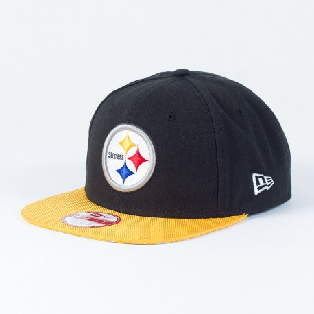 Casquette New Era 9FIFTY snapback Sideline NFL Pittsburgh Steelers - Touchdown Shop