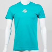 T-shirt New Era Supporters NFL Miami Dolphins - Touchdown Shop