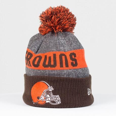 Bonnet New Era Sideline NFL Cleveland Browns - Touchdown Shop