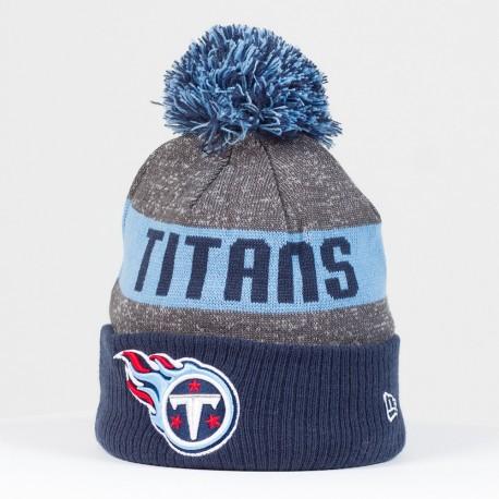 Bonnet New Era Sideline NFL Tennessee Titans - Touchdown Shop