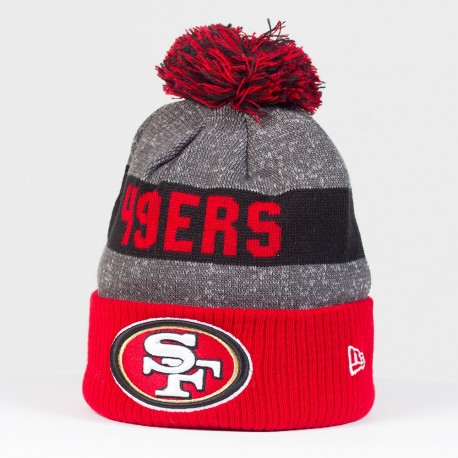Bonnet New Era Sideline NFL San Francisco 49ers - Touchdown Shop