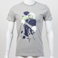 T-shirt QB splash NFL Seattle Seahawks