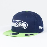 Casquette Seattle Seahawks NFL team classic 9FIFTY New Era - Touchdown Shop