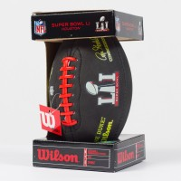 Mini ballon NFL Superbowl LI - Touchdown Shop