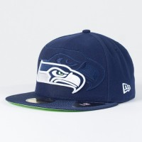 Casquette Seattle Seahawks NFL Sideline 59FIFTY Fitted New Era - Touchdown Shop