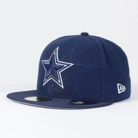 Casquette Dallas Cowboys NFL Sideline 59FIFTY Fitted New Era - Touchdown Shop