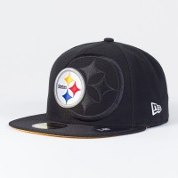 Casquette Pittsburgh Steelers NFL Sideline 59FIFTY Fitted New Era - Touchdown Shop