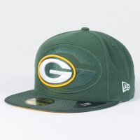 Casquette Green Bay Packers NFL Sideline 59FIFTY Fitted New Era
