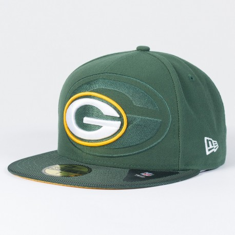 Casquette Green Bay Packers NFL Sideline 59FIFTY Fitted New Era - Touchdown Shop