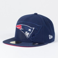 Casquette New England Patriots NFL Sideline 59FIFTY Fitted New Era - Touchdown Shop