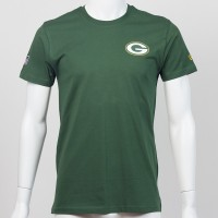 T-shirt Green Bay Packers NFL team apparel New Era