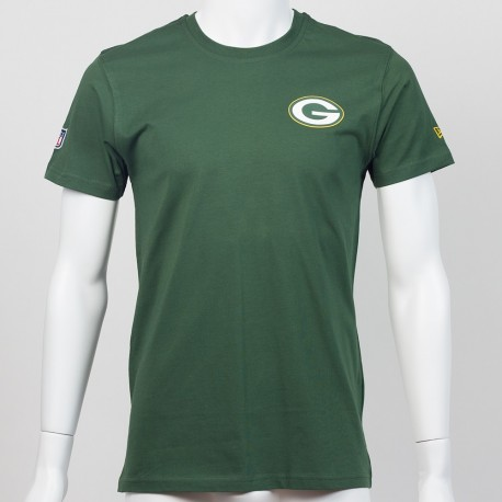 T-shirt Green Bay Packers NFL team apparel New Era - Touchdown Shop