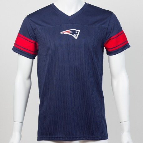 Jersey supporter New England Patriots NFL team apparel New Era - Touchdown Shop