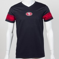 Jersey supporter San Francisco 49ers NFL team apparel New Era - Touchdown Shop