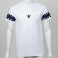 Jersey supporter Dallas Cowboys NFL team apparel New Era