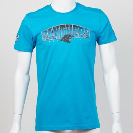 T-shirt Carolina Panthers NFL fan New Era - Touchdown Shop