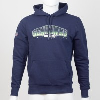 Sweat à capuche Seattle Seahawks NFL fan New Era