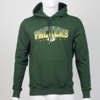 Sweat à capuche Green Bay Packers NFL fan New Era - Touchdown Shop