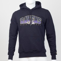 Sweat à capuche Baltimore Ravens NFL fan New Era - Touchdown Shop