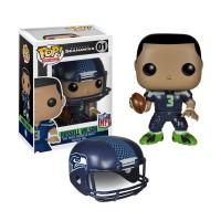 Figurine NFL Russel Wilson N°01 série 1 Funko POP - Touchdown Shop