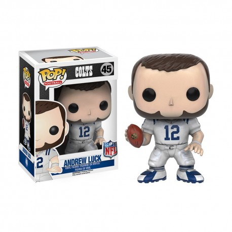 Figurine NFL Andrew Luck N°45 série 3 Funko POP - Touchdown Shop