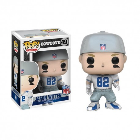 Figurine NFL Jason Witten N°49 série 3 Funko POP - Touchdown Shop