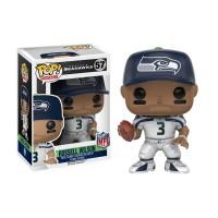 Figurine NFL Russel Wilson N°57 série 3 Funko POP