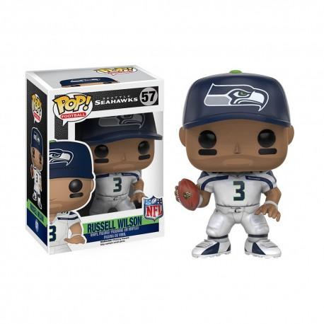Figurine NFL Russel Wilson N°57 série 3 Funko POP - Touchdown Shop