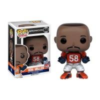 Figurine NFL Von Miller N°60 série 3 Funko POP